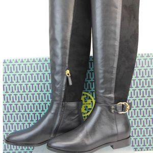 Tory Burch Marsden overknee boot with dust bag